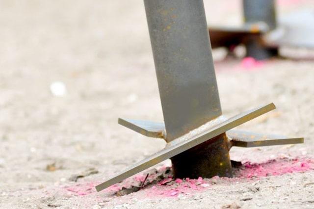 An Award Winning Home Using Blade Piles Blade Pile New Zealand