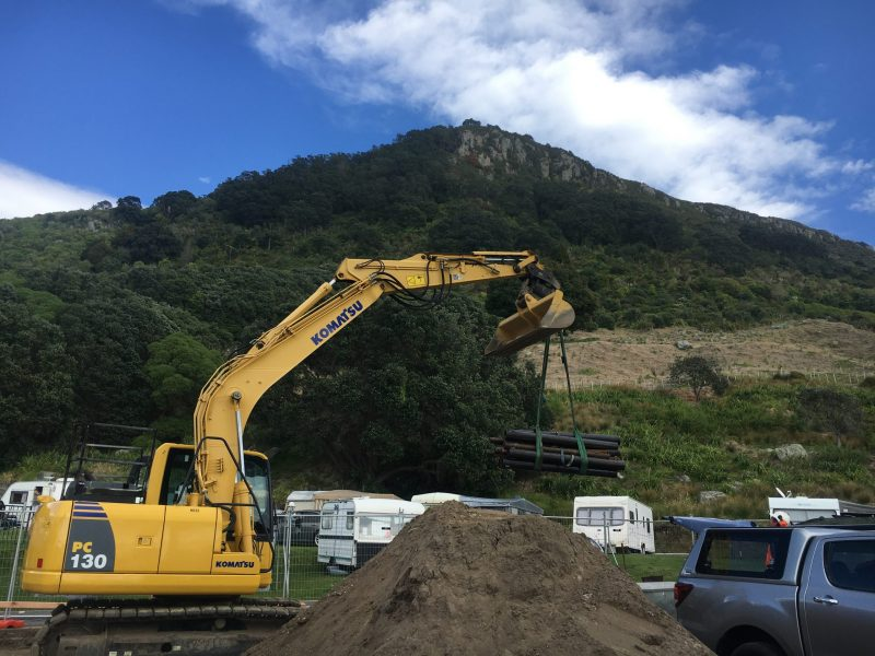 Mount Maunganui – Archaeological Site Blade Pile New Zealand